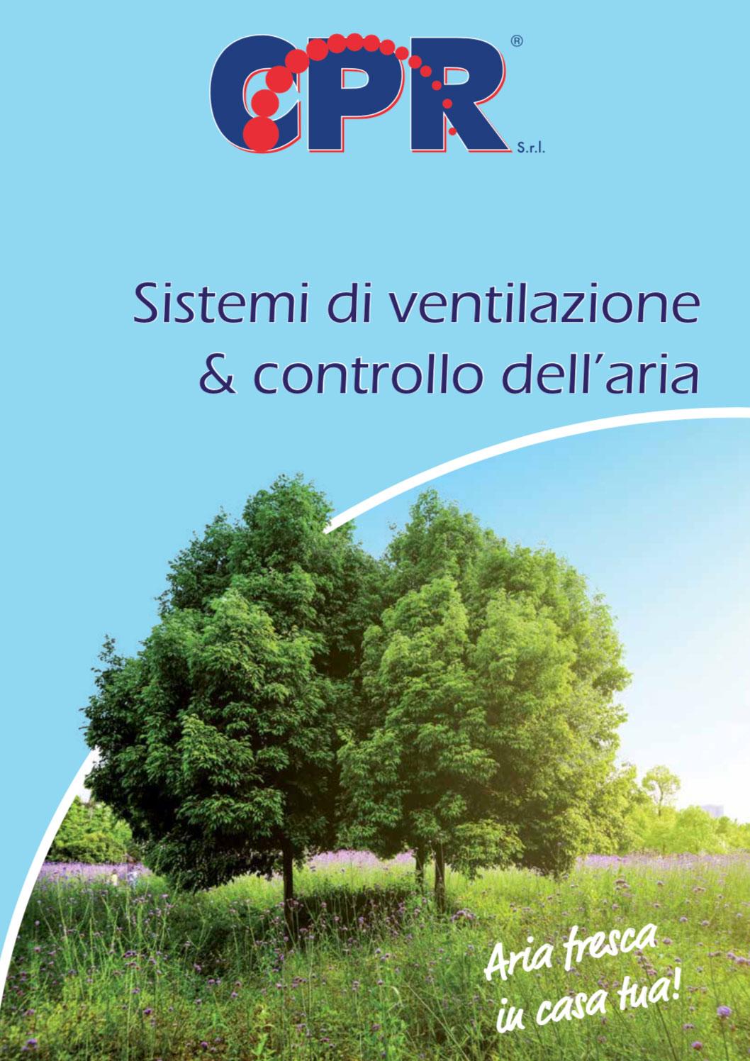Sistemi di ventilazione e di controllo dell'aria
