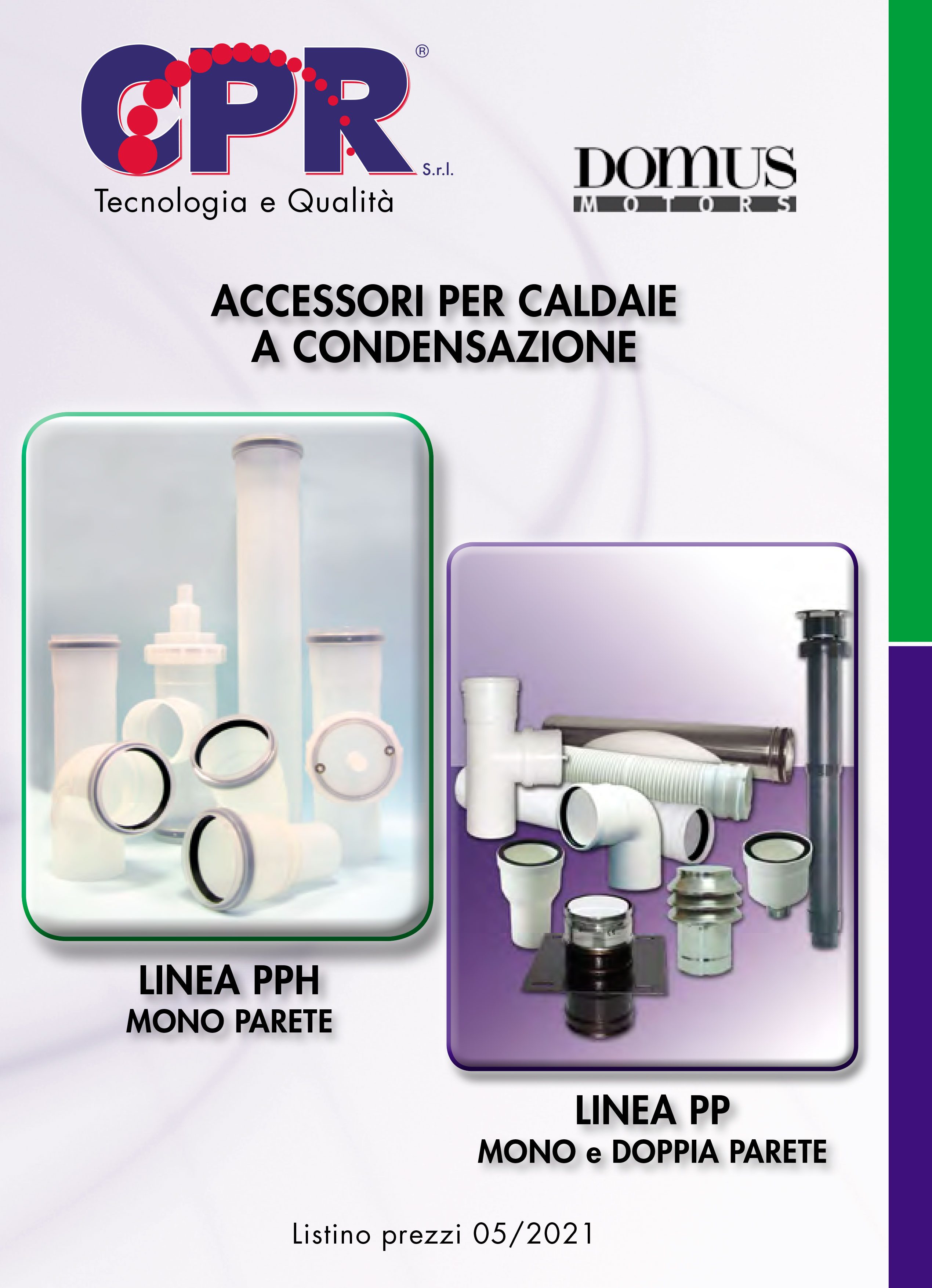 Accessories for condensing boilers 05/2021